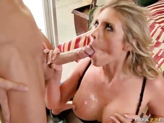 Samantha Saint getting all..